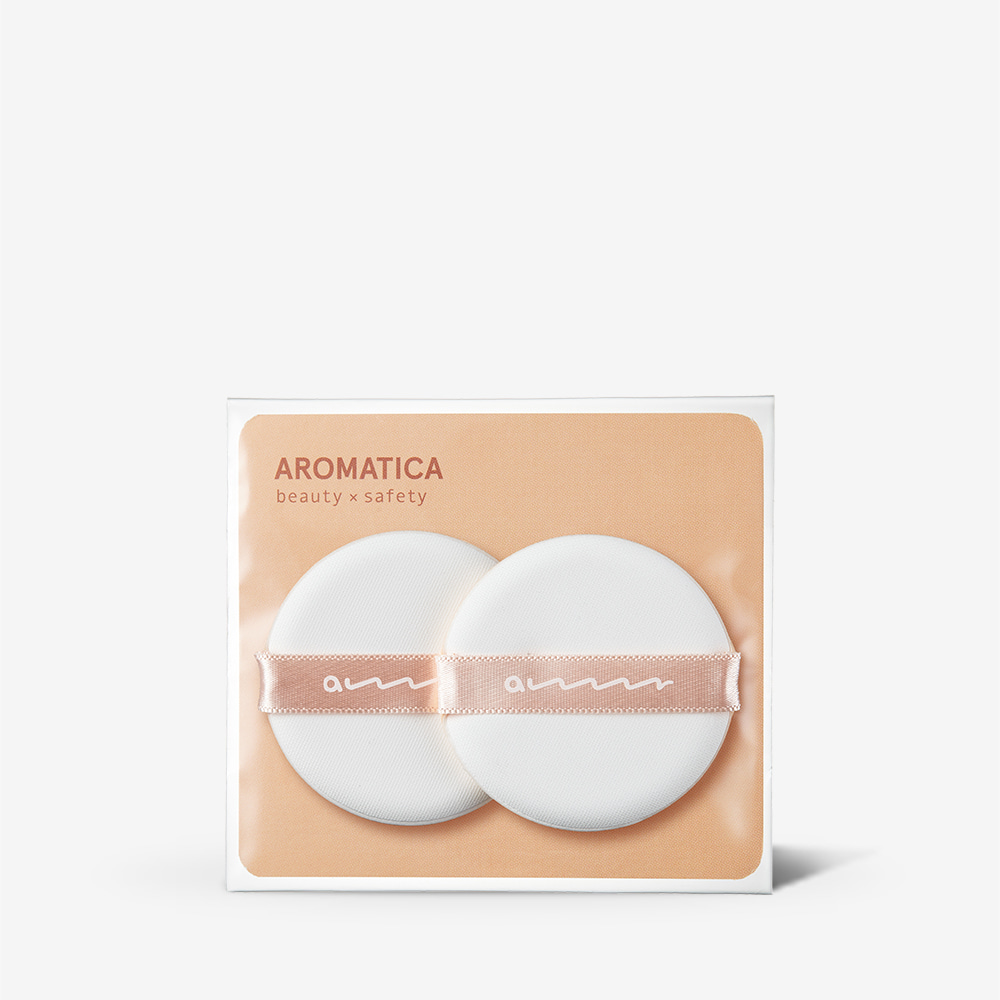 Natural Tinted Cushion Puff