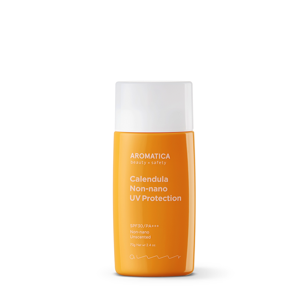 Calendula NON-NANO UV Protection Unscented SPF30/PA+++