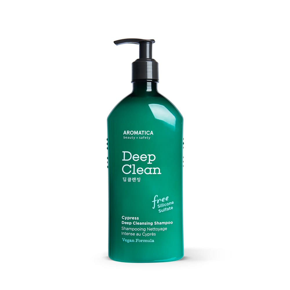 Cypress Deep Cleansing Shampoo