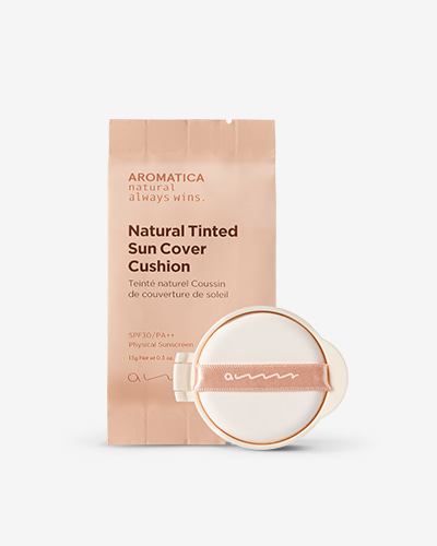 Natural Tinted Sun Cover Cushion SPF30/PA++ (Refill)
