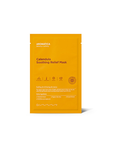 Calendula Soothing Relief Mask