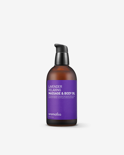Lavender Relaxing Massage & Body Oil