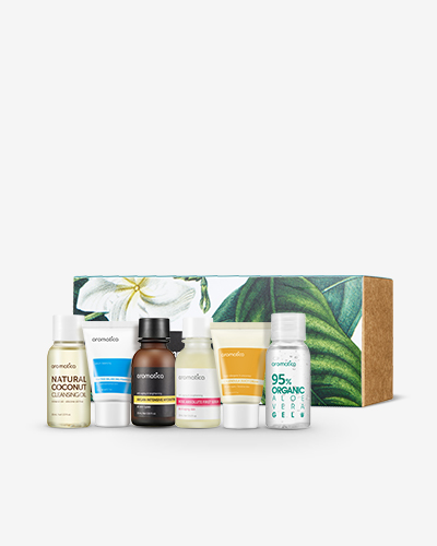 Aroma-theraputic Skin Clinic Best Value Set