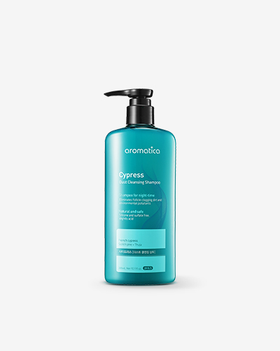 Cypress Dust Cleansing Shampoo