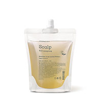 Rosemary Scalp Scaling Shampoo 400ml (Refill)